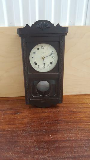 Antique German Pendulum Wall Clock. for Sale in Woodstock, GA