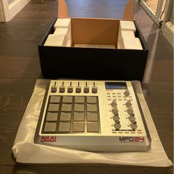 Akai MPD24 for Sale in Fairless Hills,  PA
