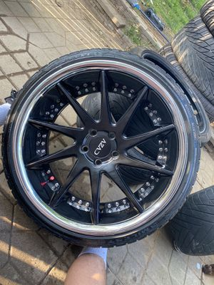 20in Staggered Wheels for Sale in Lancaster, PA