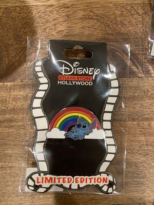 DSSH Disney Studio Store rainbow Stitch Pin LE300 for Sale in Irvine, CA