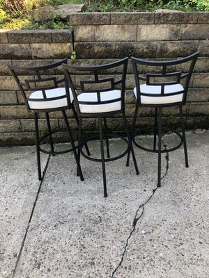 Bar stool chairs for Sale in Reserve Township, PA