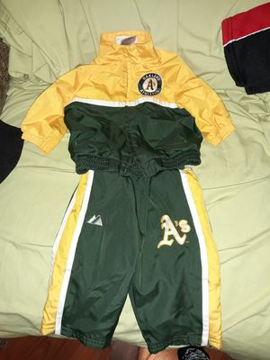 A's jogger set for Sale in San Jose, CA