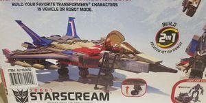 "KREO ""STARSCREAM"" 2-IN-1 FIGHTER/ROBOT *NEW for Sale in Phoenix, AZ"