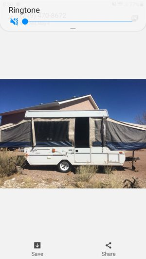 2003 Jayco Eagle Folding Camping Trailer for Sale in Denver, CO