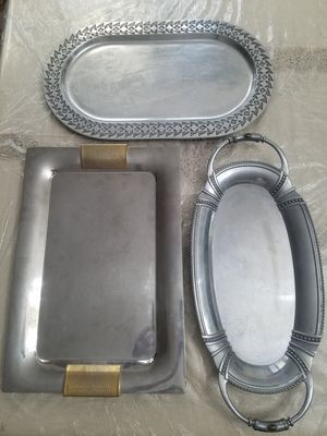 3 trays for Sale in Brooklyn, NY