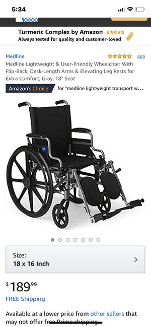 Drive Wheelchair for Sale in Euclid, OH