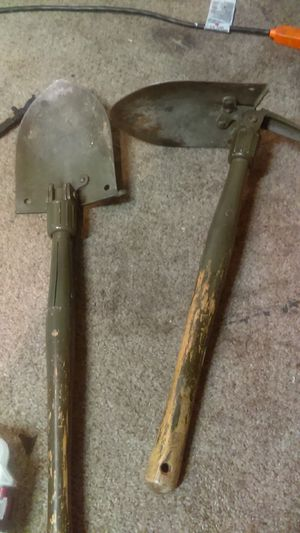 Vietnam war trench shovels for Sale in Tacoma, WA
