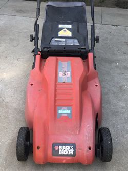 electric mower for Sale in Long Beach,  CA