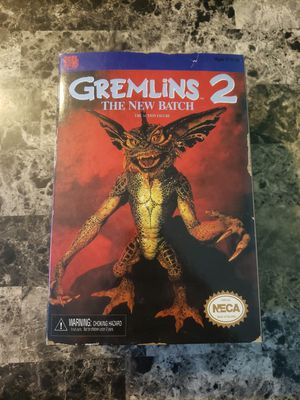 Neca Reel Toys Gremlins 2, 8 bit nes inspired action figure for Sale in Crystal City, MO