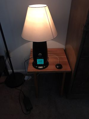 Verilux Rise & Shine Natural Alarm Clock Lamp for Sale in Winchester, MA