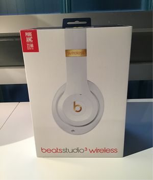 Beats studio three wireless headphones for Sale in Tampa, FL