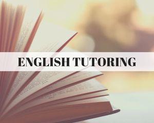 English Tutor (TOFEL, GRAMMAR, SPELLING, SPEAKING, WRITING) for Sale in Irvine, CA