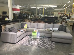 NEW Custom Sofa Set MADE IN USA Choice of 200 fabric color for Sale in Chino Hills, CA