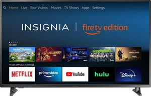 "Insignia 55"" LED 4K UHD Smart TV - Amazon Fire TV Edition for Sale in Winter Park, FL"