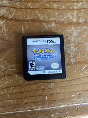 Pokémon Soul Silver for Sale in Livermore, CA