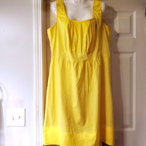 FAIRLY NEW ASHLEY STEWART PLUS SIZE DRESS YELLOW SIZE 22 for Sale in Nashville, TN