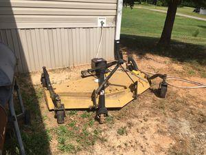 6 ft Mustang finish mower for Sale in West Monroe, LA