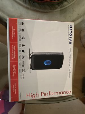 NetGear N600 Dual Router for Sale in FL, US
