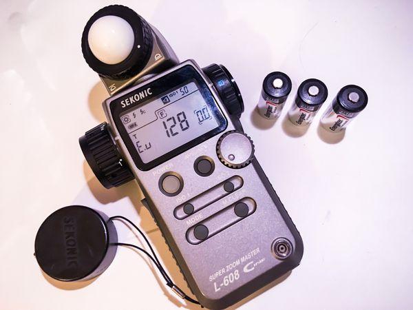 Sekonic L-608 Cine Super Zoom Master - Light Meter