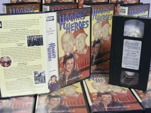37 HOGAN'S HEROES VHS TAPES FOR VCR for Sale in Dunlap, TN