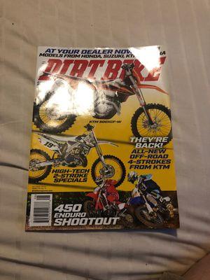 Dirtbike magazines for Sale in Virginia Beach, VA