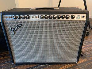 Fender Twin Reverb Amplifier for Sale in Los Angeles, CA