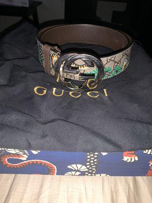 Gucci Tiger Belt for Sale in Hyattsville, MD