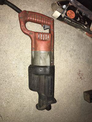 Milwaukee heavy duty sawz-all for Sale in Fontana, CA