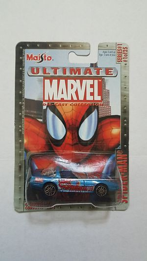 Maisto Ultimate Marvel SPIDERMAN series 1# 1 for Sale in Kissimmee, FL