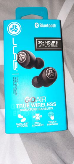 Bluetooth earbuds- go air true wireless for Sale in Denver,  CO