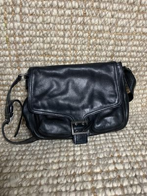 Banana republic leather messenger bag for Sale in Issaquah, WA
