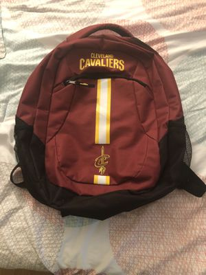 Cleveland Cavaliers Official Backpack for Sale in Cleveland, OH