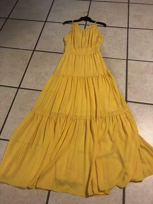 Beautiful yellow Dress for Sale in Missouri City, TX