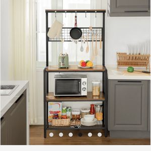 Mesh Panel Kitchen Rack for Sale in Rancho Cucamonga, CA