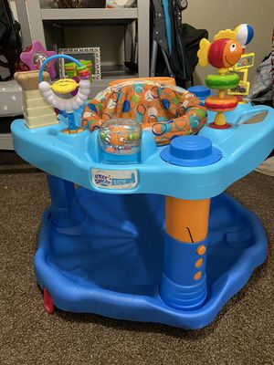 Exersaucer activity bouncer for Sale in Fresno, CA