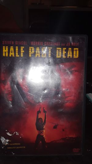 DVD half past dead for Sale in Catasauqua, PA