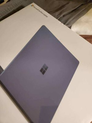 "New Microsoft Surface Laptop 3 13"" 10th gen. Black metal for Sale in Westminster, CA"