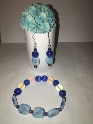 Matching Bracelet And Earring Set for Sale in Torrance, CA