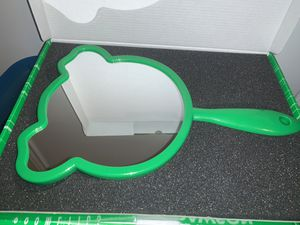 Green pig hand mirrors for Sale in Midland, TX
