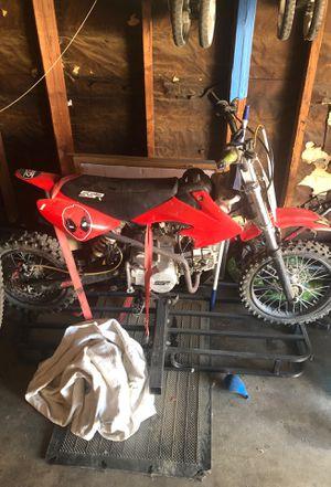 SSR 125 Dirt bike. for Sale in Clovis, CA
