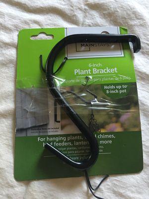 Plant bracket. Great for bird feeders. Plants. Lanterns. New item for Sale in Lexington, KY