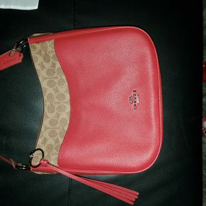 Red Coach Purse for Sale in Gresham, OR