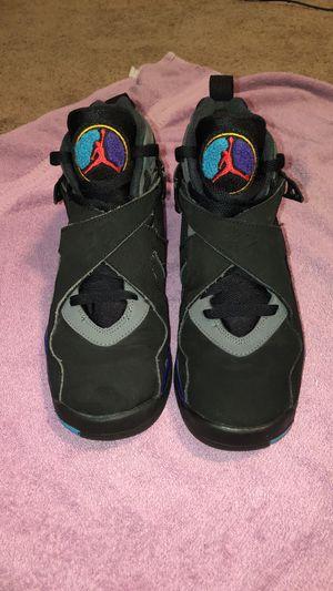 "Jordan 8 ""Aqua"" Size 5.5 for Sale in Pittsburgh, PA"
