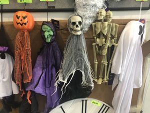 Halloween and Christmas decor for Sale in Lutz, FL