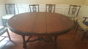 Antique Dining Table for Sale in Marietta, GA