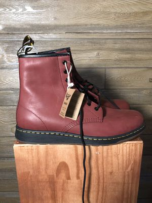 Dr Martens Red Boots Soft Wair size 13 for Sale in Rockville, MD