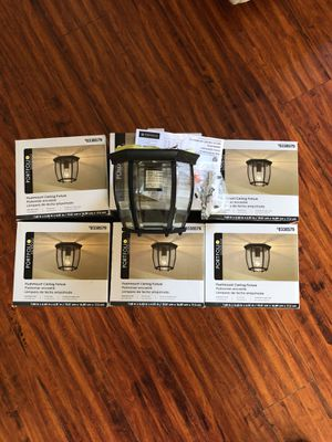Portfolio outdoor lights ceiling fixture #0338579 for Sale in Commerce, CA