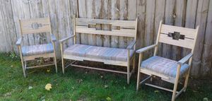Southwestern made outdoor furniture for Sale in Manistee, MI