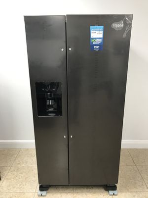 Whirlpool refrigerator 21 cu. ft. NEW! Take home for only $39 down EZ financing for Sale in West Miami, FL