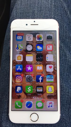 iPhone 6s for Sale in Concord, VA